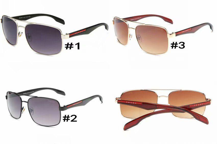 e88a584ed0cf Summer Style Italy Brand Medusa Sunglasses Half Frame Women Men Brand  Designer Uv Protection Sun Glasses Clear Lens And Coating Lens Sunwear  Money Belt ...
