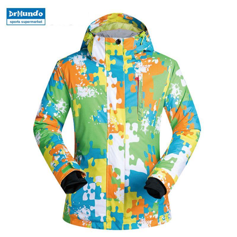 f74a1901c6 Ski Jacket Men New Outdoor Sports Windproof Waterproof Thermal Warm Snow  Skiing Male Coat Skiwear Breathable Snowboard Jacket Skiing Jackets Cheap  Skiing ...