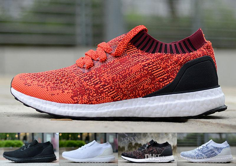 2019 Ultra Boosts Uncaged Mens Running Shoes Ultraboost 3.0 4.0 5.0  Trainers Women Navy Multicolor Sports Sneakers On Running Shoes Best Womens  Running ... de3d66a9a