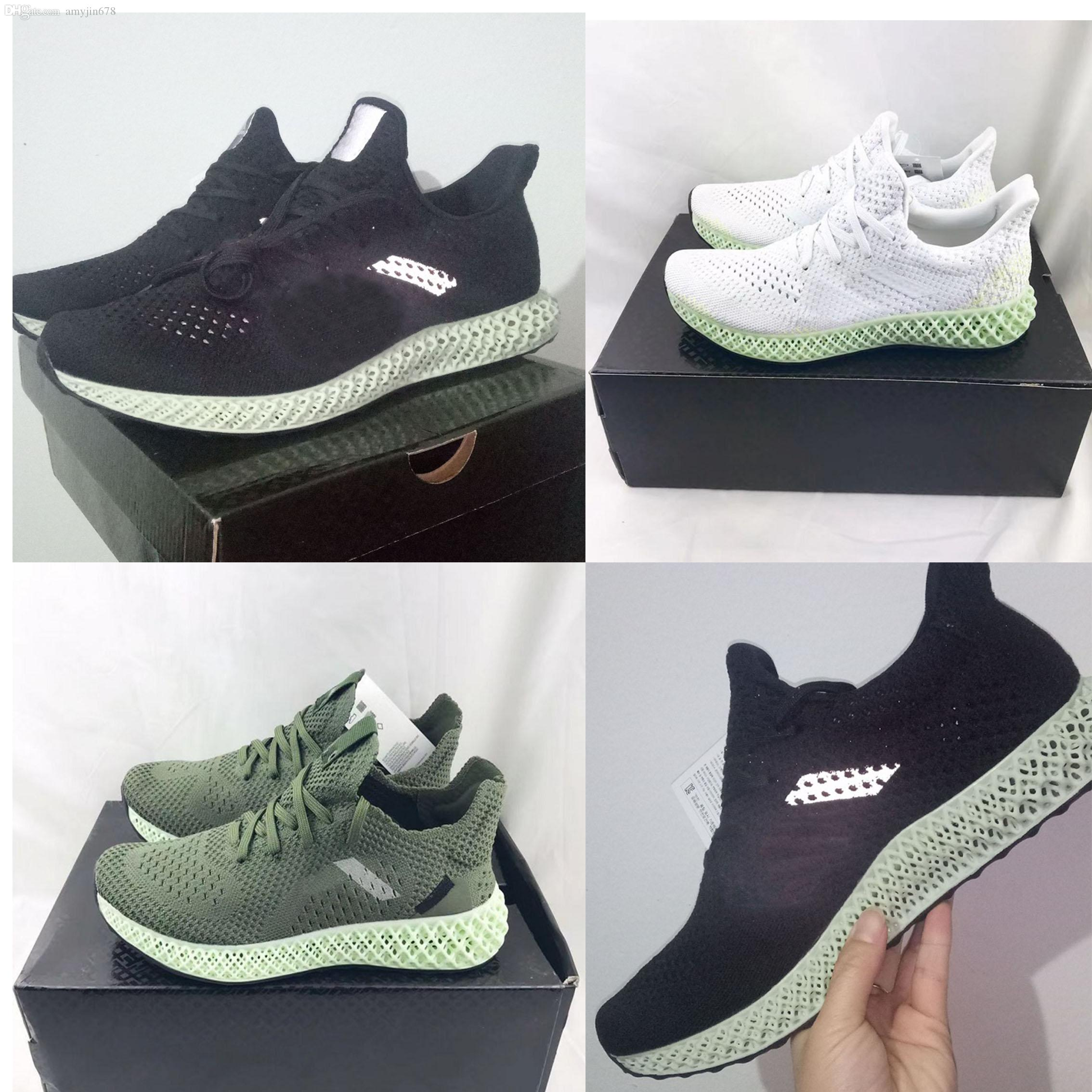 218f46f4cfb0a TOP AlphaEdge 4D LTD Printing Technology Futurecraft Asw Y 3 Runner Y3 TOP  Quality Mens Designer Casual Shoes Size 39~46 With Box Brown Shoes Formal  Shoes ...