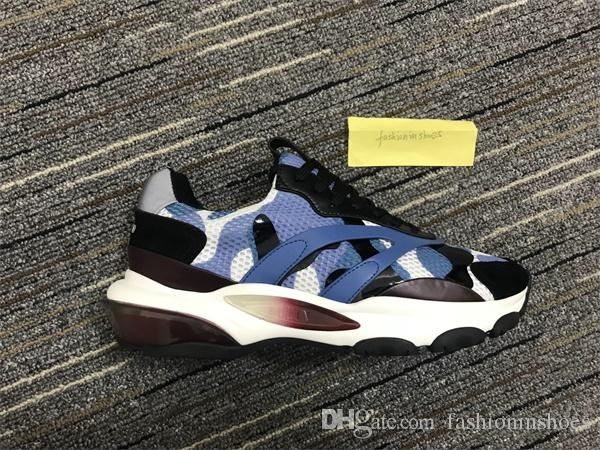 Sneaker 35 Trainers Shoes And Men Up Low Sport Top Camouflage Bounce Sneakers Runner 45 Casual Lace Lovers Women tsChrdQ