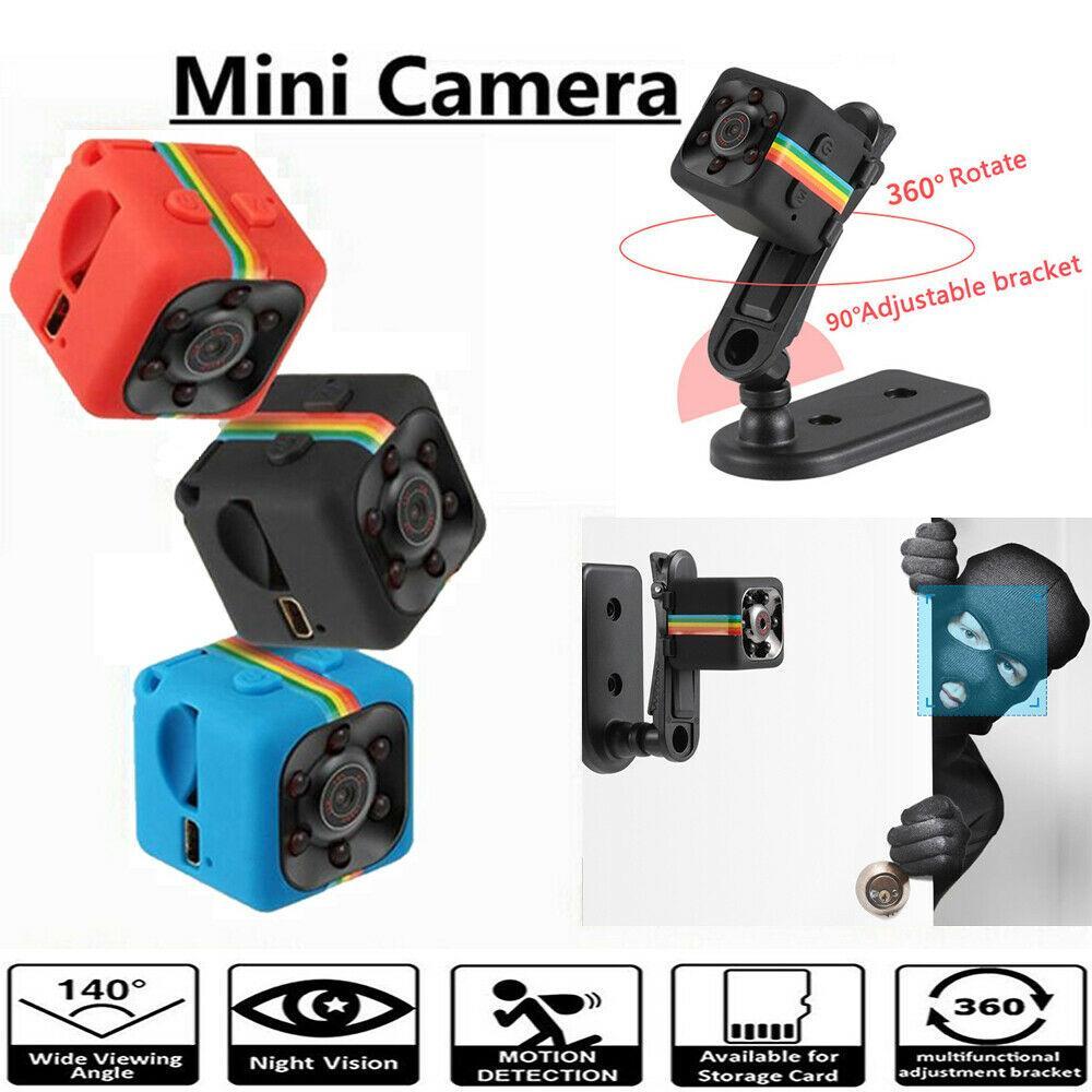 d0413d548 Compre Mini Câmera HD 1080 P Sensor Night Vision Filmadora Movimento DVR  Micro Câmera Esporte DV Vídeo Pequena Câmera Cam SQ 11 De Sincerityderect