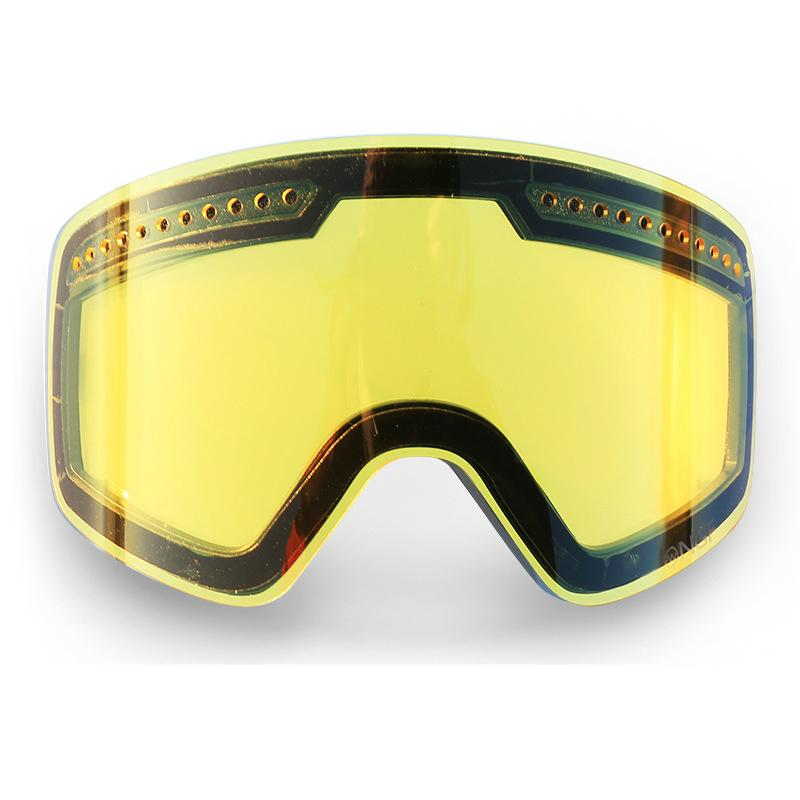 d4aa021808e1 2019 NANDN DIY Double Layer Anti Fog Ski Goggles Lenses Changeable Skiing  Eyewear Lens Night   Day Vision Extra Lens For Model NG5 From Jinzoug