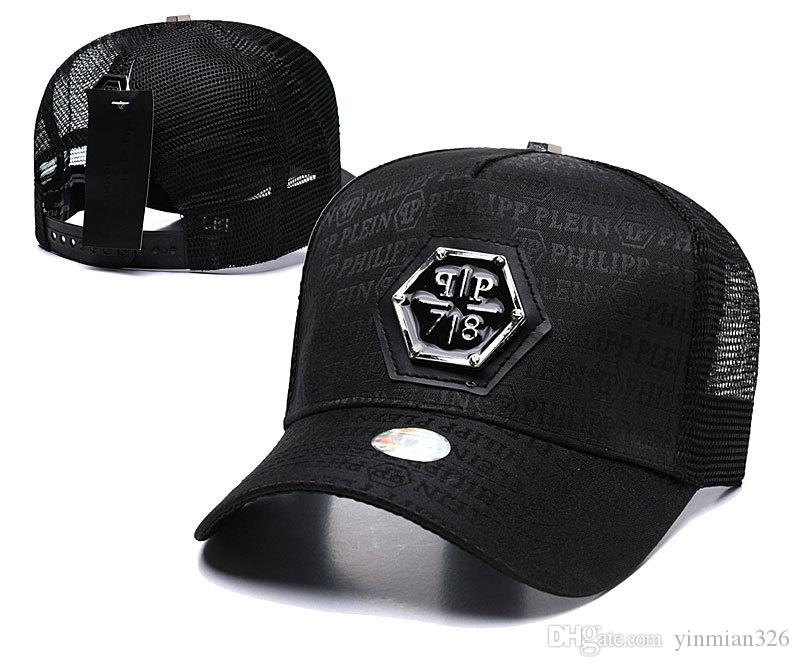 2019 New Dome Baseball Caps For Men PP Skull Design Trucker Caps Casual  Golf Ball Hats Icon Brand Cap Cool Dad Hats For Men Dome Cap DF17G28 Custom  Hat Caps ... ffe088a94e3e