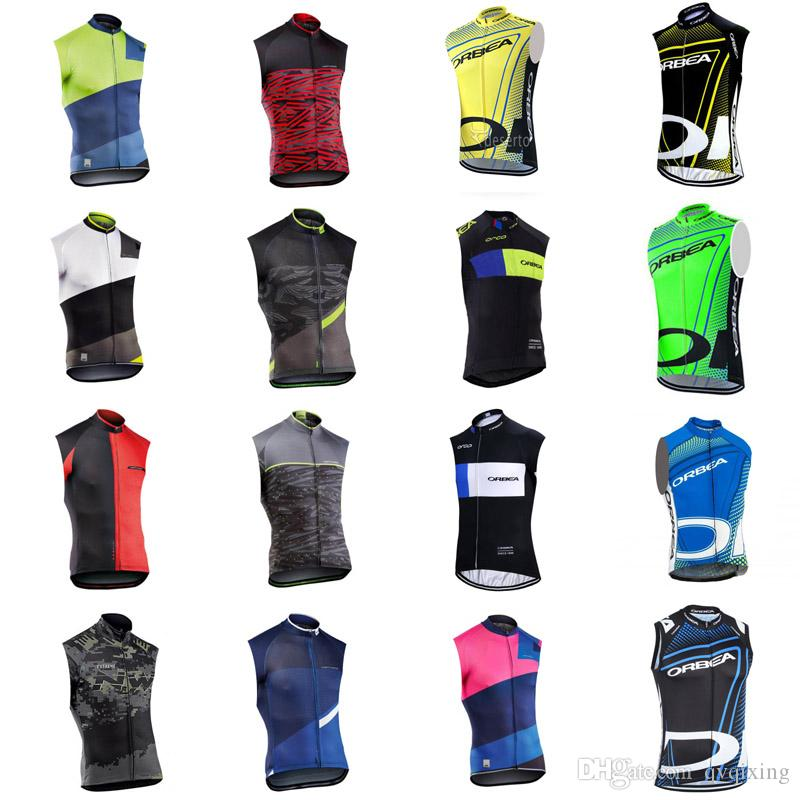 ORBEA NW Cycling Breathable Sleeveless Quick drying jersey Vest Factory direct sales Comfortable free delivery 52728