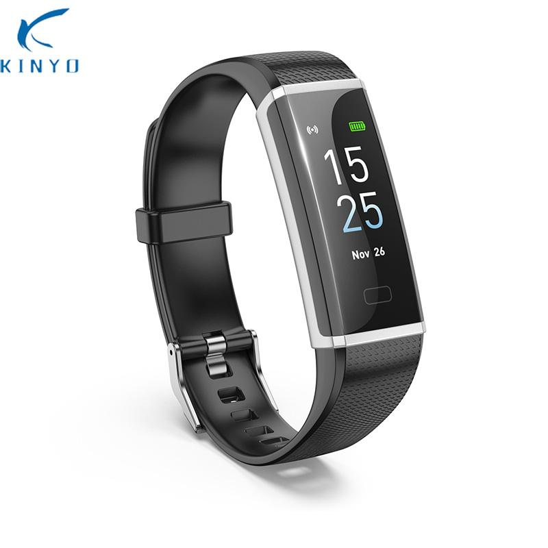 Smartband waterproof smart wristband call message reminder fitness smart bracelet sports tracker band pk xiomi mi band 3