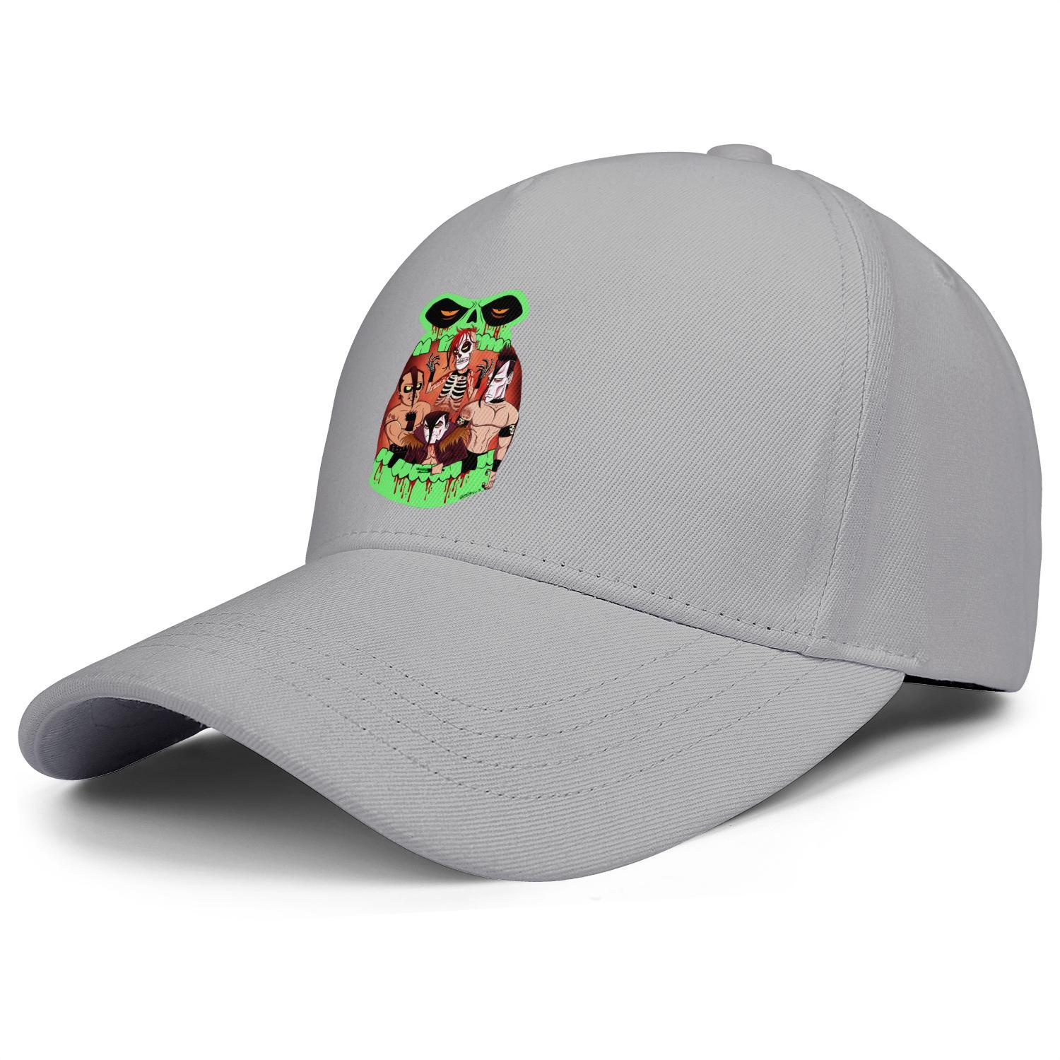 Casual Men Women visor cap Gallery Misfits Art people fitted baseball hats Messy hats All Cotton