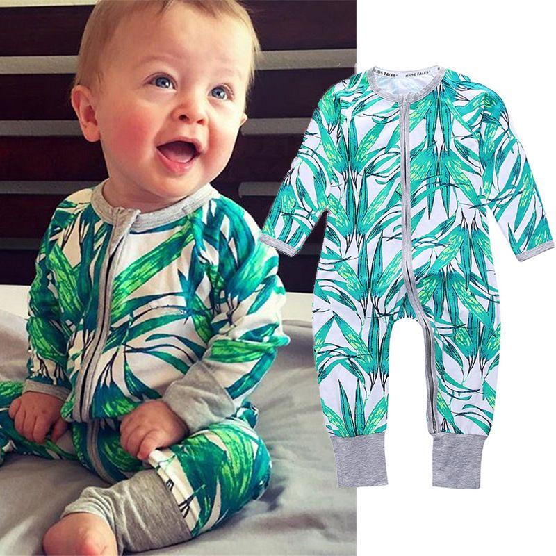 932efa26a0f5 Compre 2019 INS New Spring Baby Cotton Flora Romper Recién Nacidos Niños  Escalada Algodón De Alta Calidad De Manga Larga Cuello Redondo Toddlers  Romper 14 ...