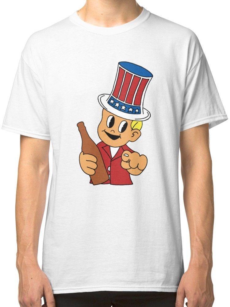A bad choice of shirts