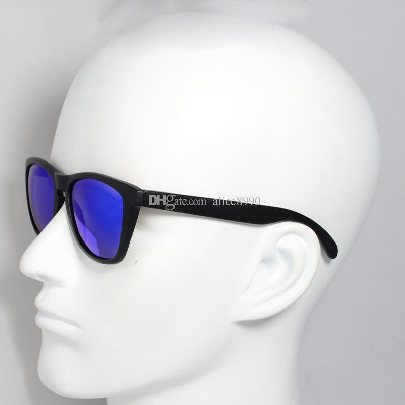 68bcb8c9939 2018 Brand Sunglasse New Top Version Sunglasses TR90 Frame Polarized Lens  UV400 Frog Sports Sun Glasses Fashion Trend Eyeglasses Eyewear Fashion  Sunglasses ...