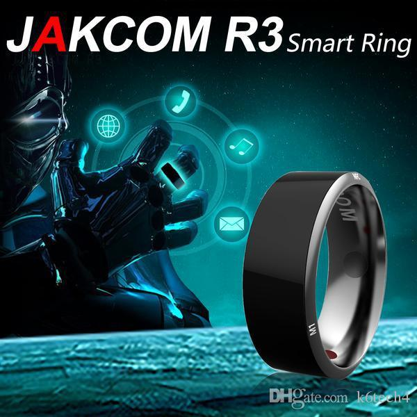 JAKCOM R3 Smart Ring Hot Sale in Smart Home Security System like led lights film antenna 925