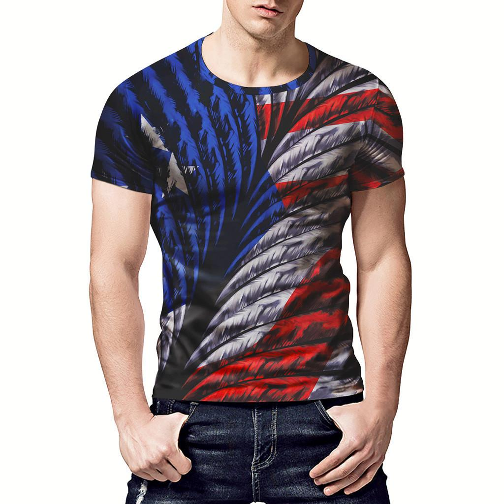 c91ea7c7dce1 Good Quality 2019 New Trendy Men T Shirt Funny Printed Personality ...