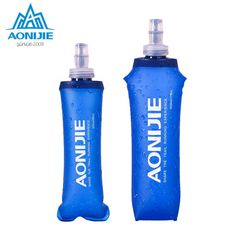 hiking AONIJIE Sports BPA Free Collapsible Folding Soft Flask Bag Bottle Cup Kettle Hydration Pack Bladder Water Reservoir