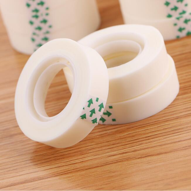 DIY magic invisible tapes transparent washi tape japanese paper planner adhesive tapes stickers decorative stationery tapes 2016