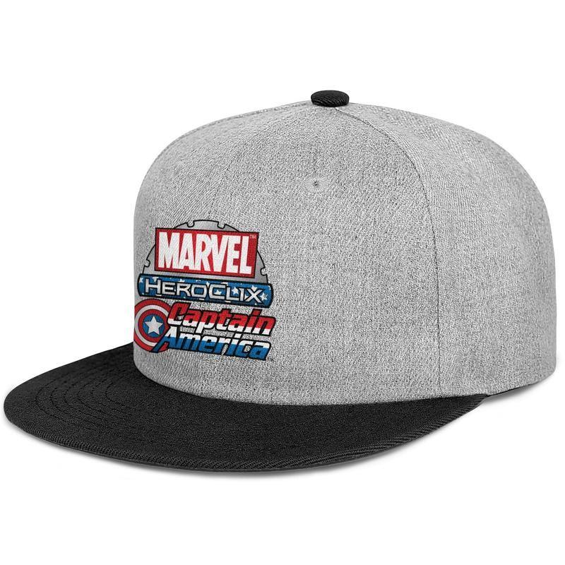 5d6f23b34 Custom Womens Mens Baseball cap Captain America Sells Out logo Flat Brimmed  Hip Hop Snapbacks hat Casual slouchy beanie