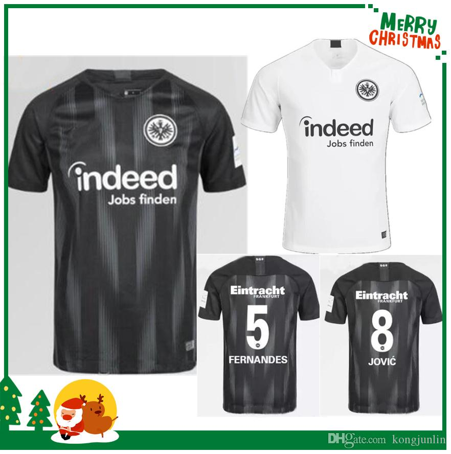 2019 2018 2019 Eintracht Frankfurt Fußball AG Jersey 18 19 Sports Football  Shirt From Kongjunlin e16d71a94