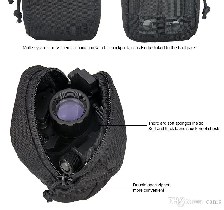 Av kapsamı Wargame Ücretsiz Kargo CL27-0008 İçin EagleEye Yeni Tasarım Optik Dijital Taktik Gece Görüş Kapsam