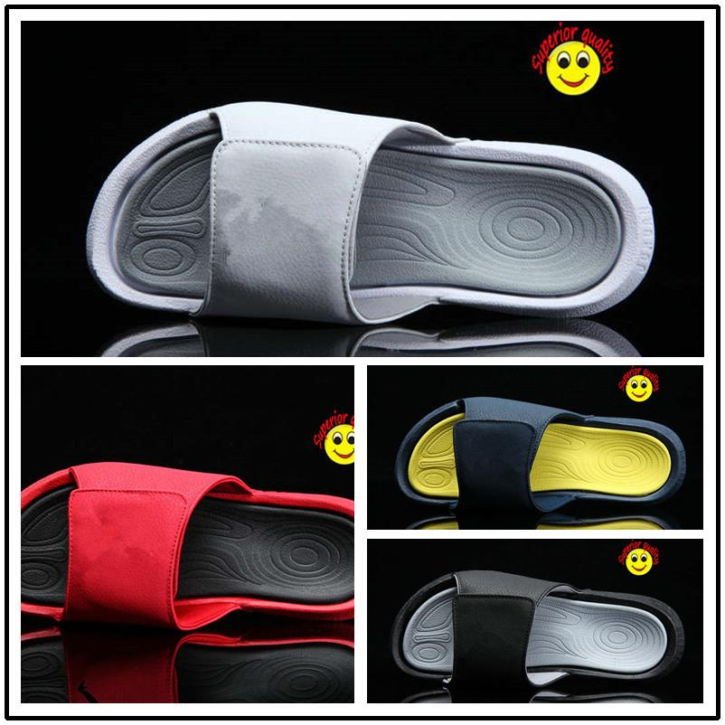 Wholesale 6 VI slippers 6s red Slide sandals Hydro beach outdoor men shoes casual running Sports 4 5-13 sneakers size 36-47 A06