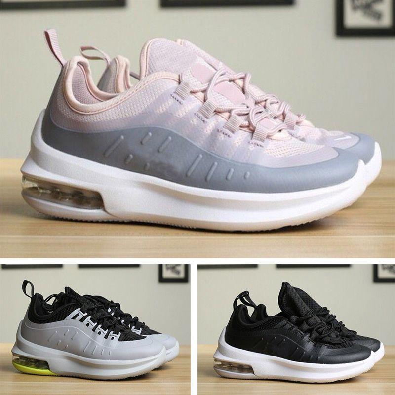 online retailer 41d6c 7be26 Nike air max 98 Scarpe per bambini Kids 98 Scarpe da corsa Og Triple white  Bambina per ragazzi Metallic Gold Silver Bullet Pink Sneaker da uomo