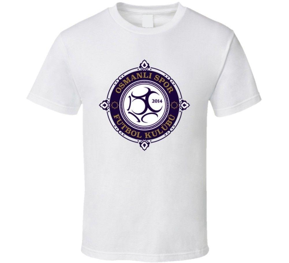 0d23038d Osmanlispor Turkish Soccer Team Football Club Super Lig Turkey T Shirt T  Shirt Site Online Tees From Cheaptshirts48, $11.58| DHgate.Com