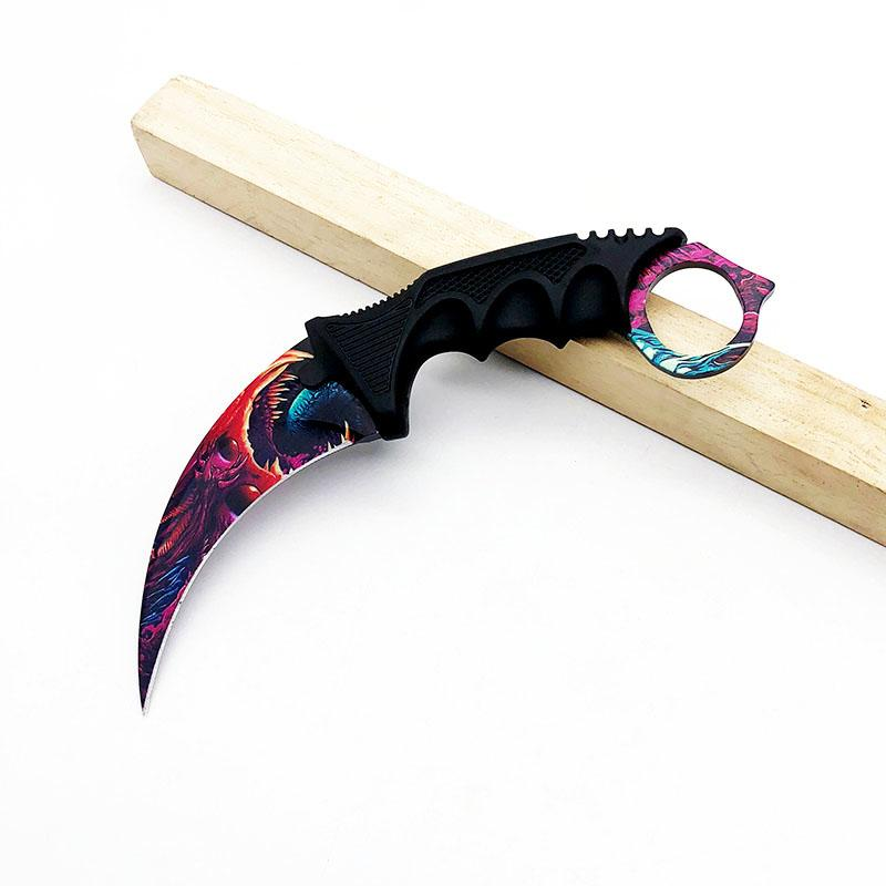 knives to go compre karambit knife cs go counter strike knives