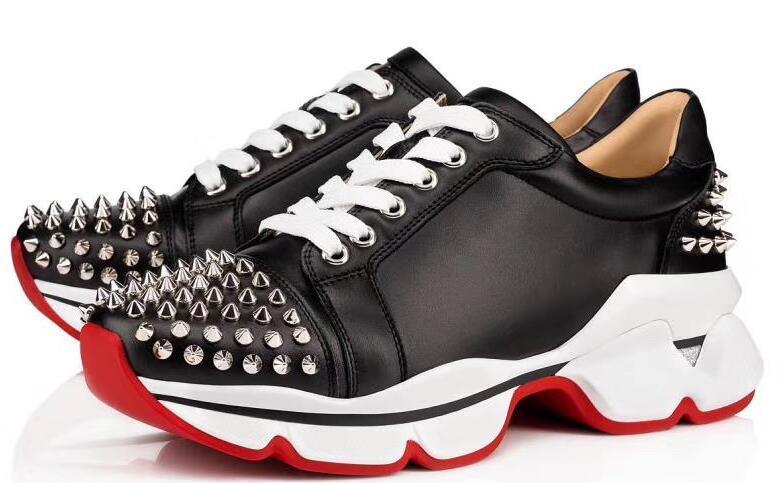 246936116ca5 Krystal Spike Sock Donna Flat Neoprene Designer Shoes Sneakers Mens ...