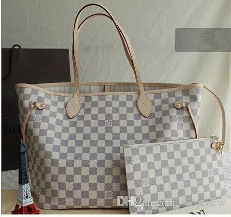 dc6bba81e536 LOUIS VUITTON SUPREME NEVERFULL Composite Bags Women Leather ...