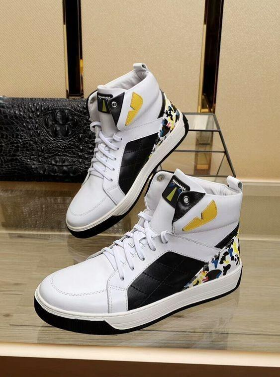 853791a04370 New Fashion Sneakers For Men Flat Soft Bottom Anti-skidding And ...