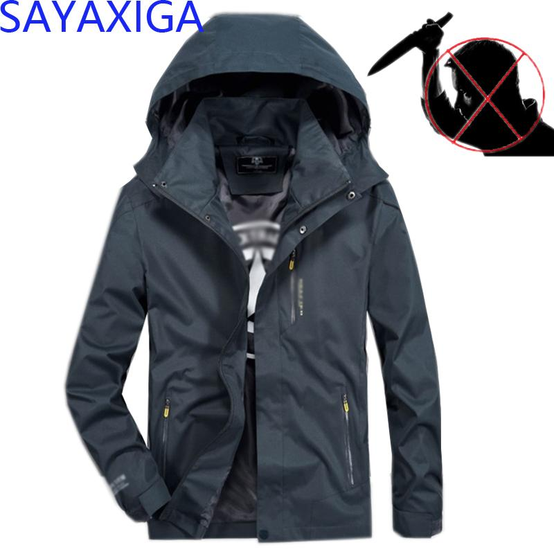Self defense Tactical Gear Stealth Anti Cut jacket Knife Cut Resistant Anti bite sting Stab thorn Proof Cutfree Security Clothes