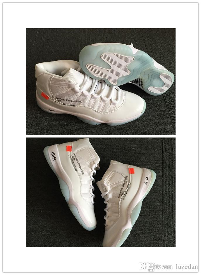 774a9b358657d0 2019 Newest Sale Platinum Tint XI 11s Concord Basketball Shoes 11 Gym Red  Gamma Blue PRM Heiress Bred Women Men Sports Sneakers Luzedan Gamma Blue 11  11 XI ...