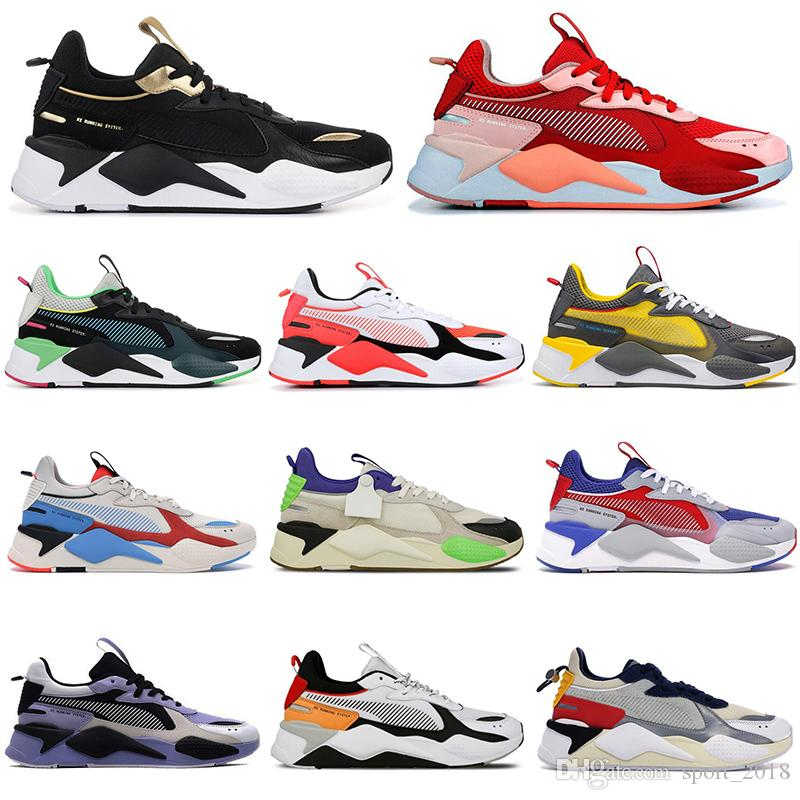 New Luxury RS-X Toys release Reinvention Running Shoes men women Optimus Prime system mens designer trainers Athletic sports sneakers