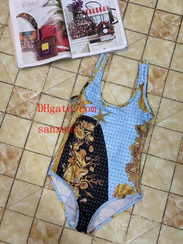 ce4bcb22f544 2019 mujeres nuevos estilos bikini negro para mujer sexo trajes de baño  traje de una pieza de bikini color océano
