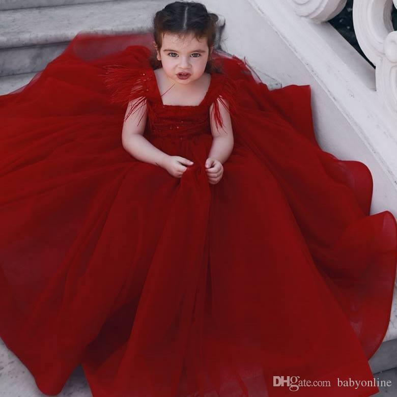 Weddings & Events Dark Purple Blue Red Hot Pink One Shoulder Chiffon Robe De Soiree Bridesmaid Girl Dress Princess Occasion Special 2018 Elegant