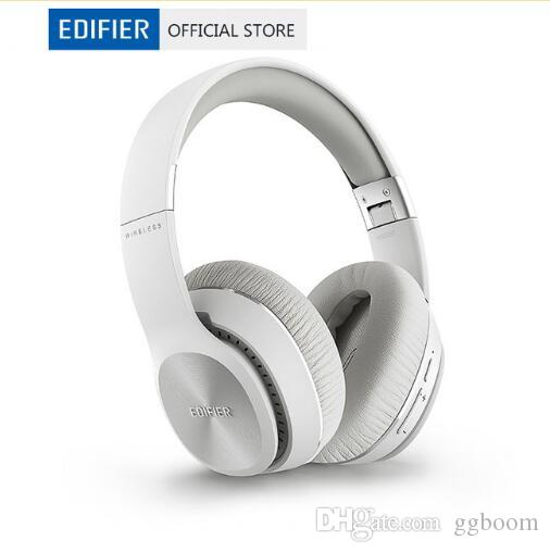 766def96f461f0 EDIFIER W820BT Bluetooth Headphone Wireless Over Ear Noise Isolation HIFI  Stereo Bluetooth 4.1 Headset With Mic For Phone Tablet Wireless Earbuds  Best ...