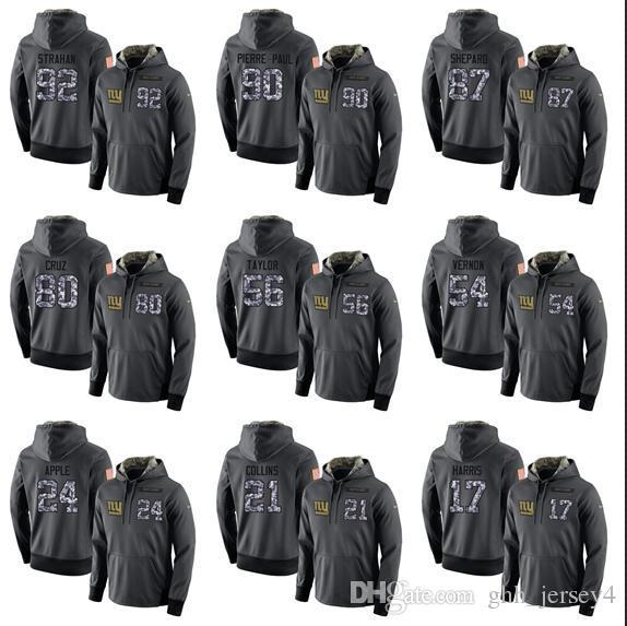 2019 Men'S Women Youth New York Giants Dark Grey, General Version Of