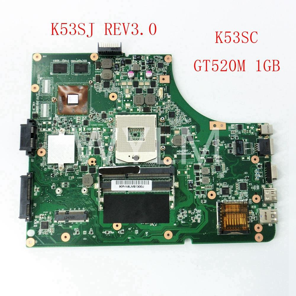 Asus K53SJ VGA Drivers for Windows 7