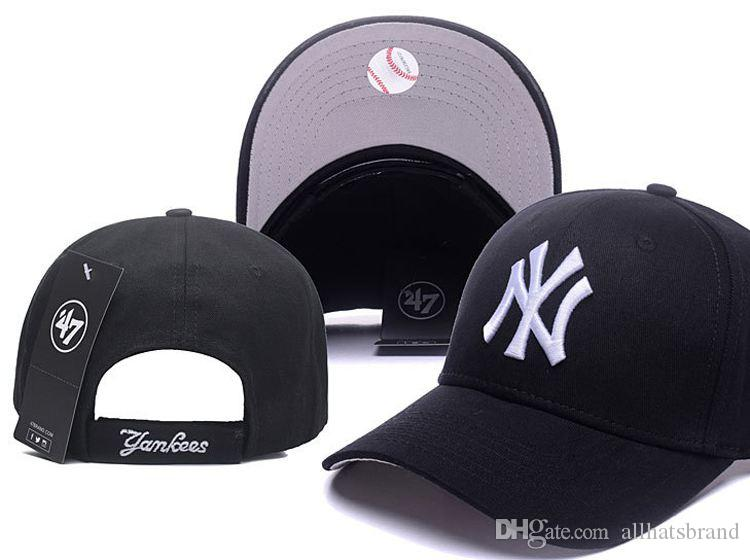 2019 Sale Team Hat Designer Hats NY Baseball Caps Flat Snapbacks Adjusted  Hip Hop Dance Lovers Hat For Men And Women Golf Hat Hip Hop Cap Caps Hats  Fitted ... b8cc86b7900