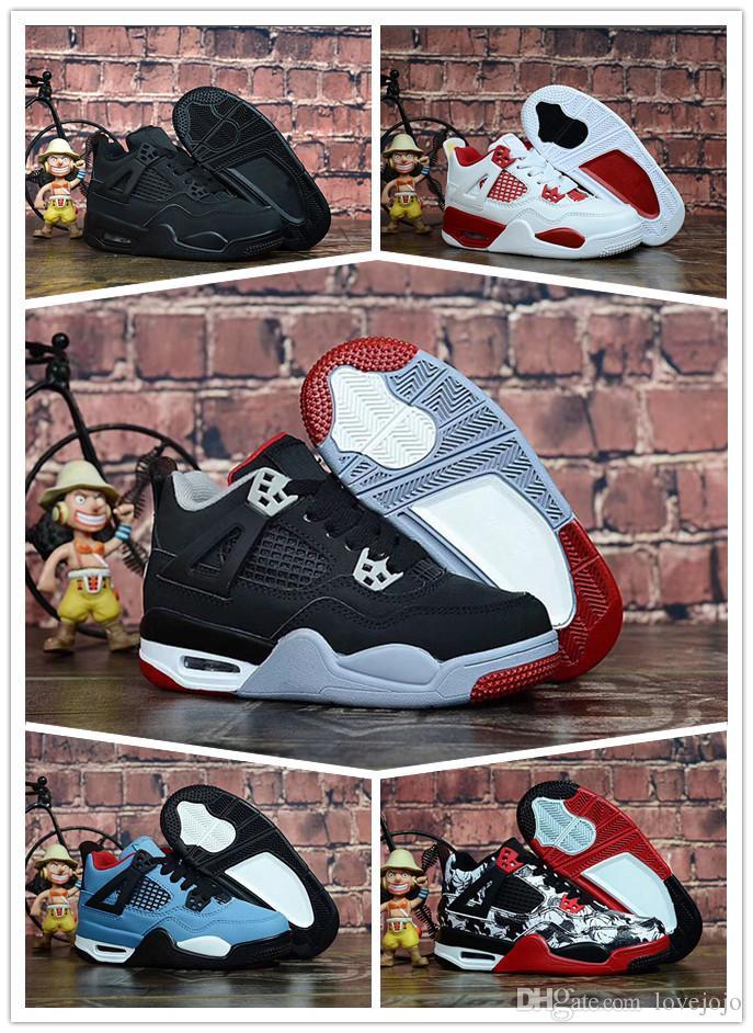 Nike Y Aj4 Deporte NiñasAñosDeportesZapatillas Zapatos Jordan Para De Air BaloncestoNiños Niños4 LzqVGSUMp