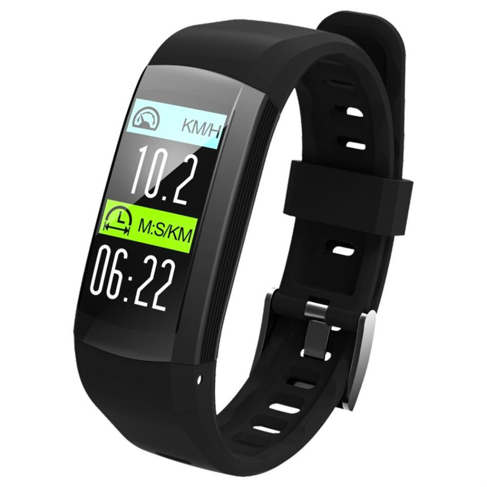 Lover's Watches Careful Unisex Soft Silicone Watch Strap Smart Wristband Hr Sleep Monitor Pedometer Fitness Tracker Smart Watch
