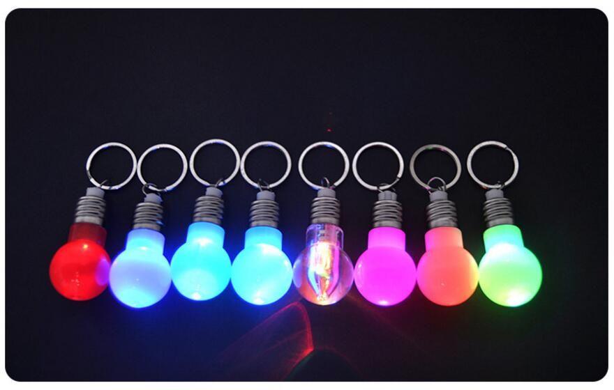 Petit 1 Coloré Porte 3pcs Cadeau Petite 5cm Ampoule Hys115 1500pcs Lampe Ag13 Batterie Led Poussez Lot Flash Mini Dia Le Clés Keychain wnPNkOZ80X