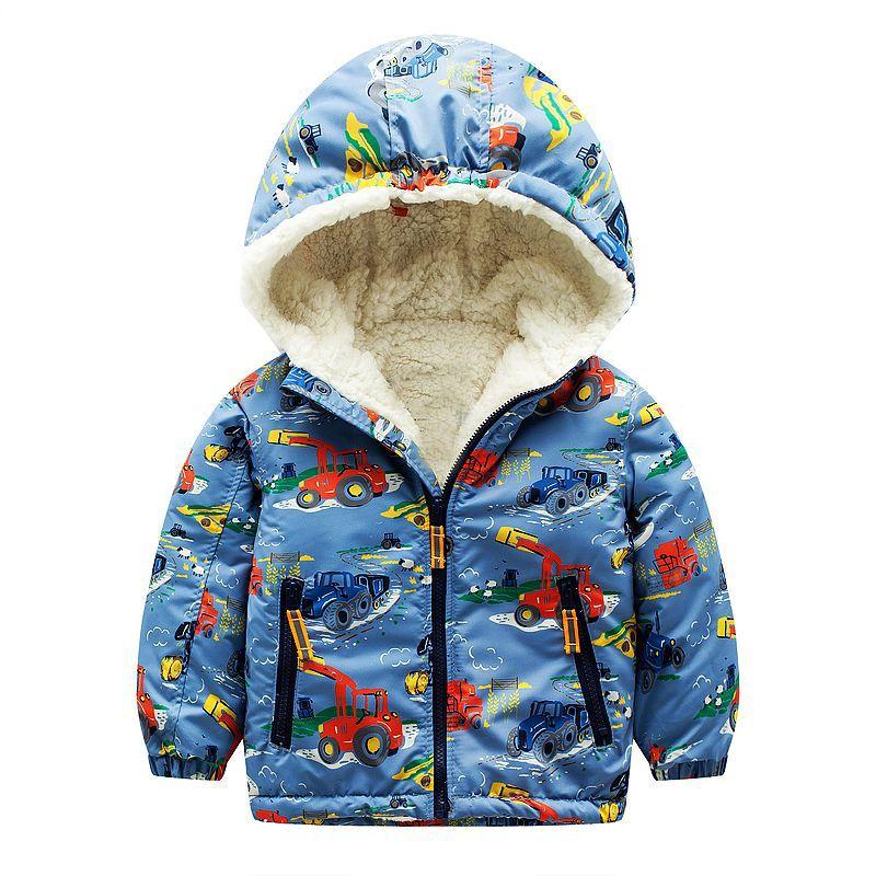 da25d48befcb Baby Boys Jackets 2019 Brand Kids Winter Down Jackets For Boys ...