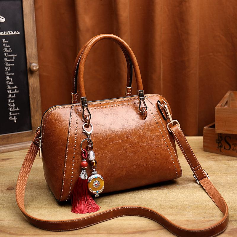 054d5c05561a Women Genuine Patent Leather Handbags Luxury Shoulder Crossbody Bag Handbag  Designer Purse Satchel Messenger Bag Ladies Tote T55 Handbags Brands Womens  ...