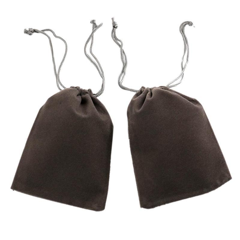 5x7cm Velvet Drawstring Jewelry Wrapping Pouches Gift Bags for Packaging Birthday Party Supply
