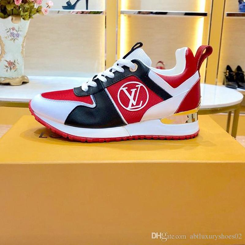 c6d5975b002 Women Shoes Digital Exclusive Run Away Sneaker Chaussures de sport pour  femmes Casual Fashion Shoes for Women Sneakers with Original Box