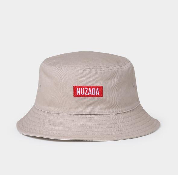 Compre NUEVA NUZADA Clásico Hombres Mujeres Pareja Cubo Sombrero Gorras  Verano Otoño Primavera Pescador Algodón Tela De Doble Capa Sombreros De  Protección ... 3305456b7ed