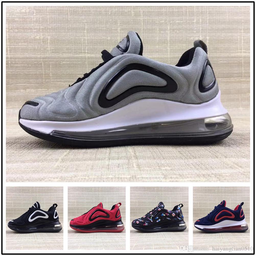 47334b453875d Acheter Nike Air Max Airmax 720 TOP 720 Enfants Chaussures De Course ...