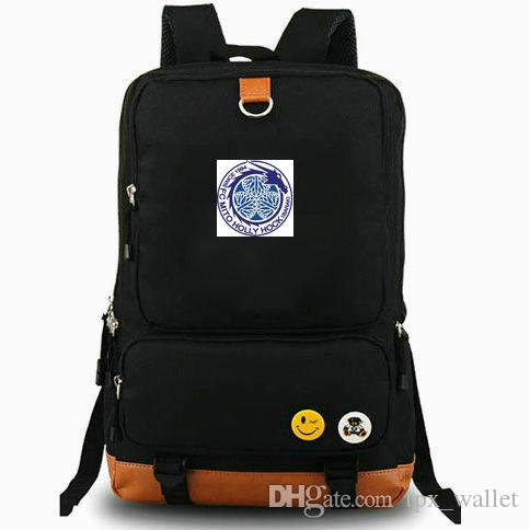 Mito Hollyhock backpack FC football club daypack Japan Soccer laptop schoolbag Leisure rucksack Sport school bag Outdoor day pack