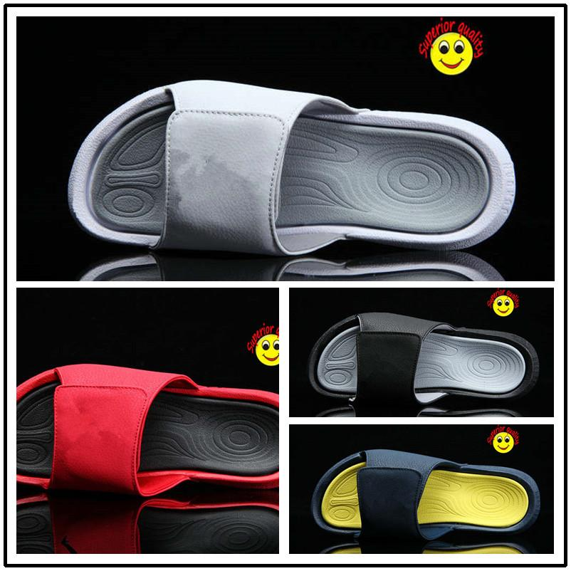 Wholesale 6 VI slippers 6s red Slide sandals Hydro beach outdoor men shoes casual running Sports 4 5-13 sneakers size 36-47 A07