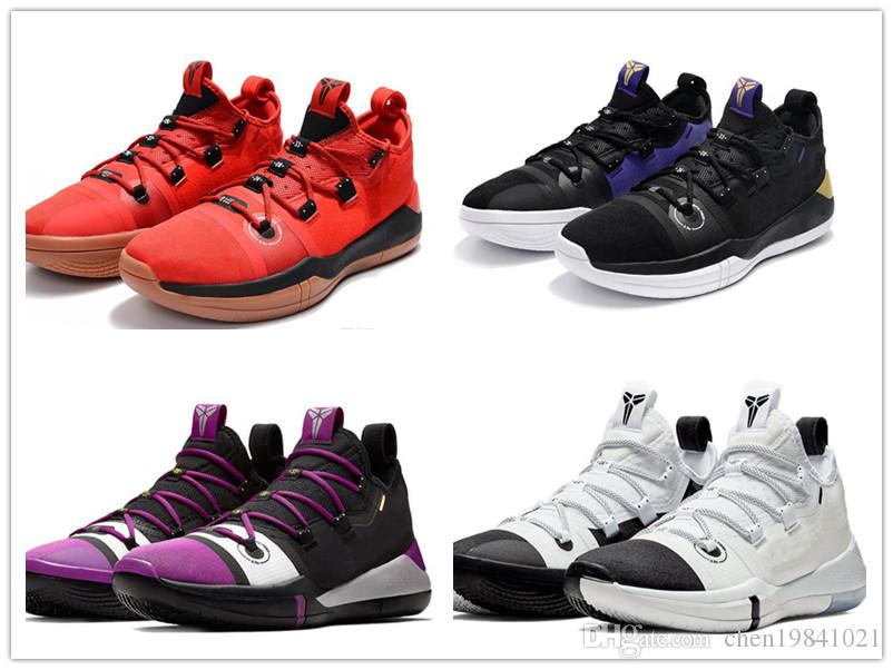 New Kobe Black Toe Basketball Shoes High Quality Kobe Bryant EP Mamba Day  Sports Sneakers With Box For Sale Online Shoes Cheap Shoes From  Chen19841021 a9d4c47f8