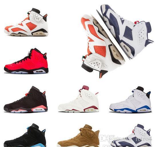 a84ac9944d25 6 6s Basketball Shoe CNY China Year Men S Basketball Shoes Slam Dunk  Pantone GS Pinnacle Green Bugs Bunny Mens Sports Sneakers Basketball Games Tennis  Shoes ...